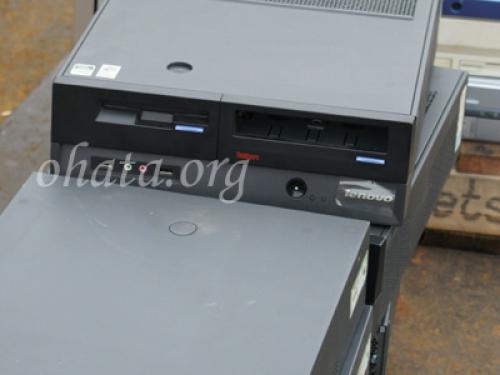 デスクトップパソコン本体買取 スクラップ