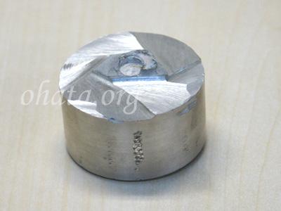 銀タン(銀とタングステンからなる金属)買取 スクラップ