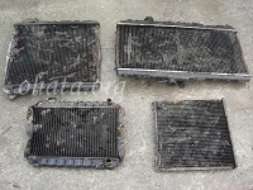 真鍮及び半銅ラジエーター(自動車部品)買取 スクラップ