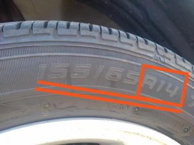 タイヤ付アルミホイール小(リム径14インチ未満)買取 スクラップ